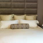 Designer Upholstered Wall Panels Headboards Customer