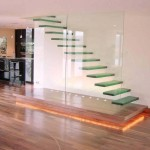 Designs Modern Glass Staircase Design Wiki All About