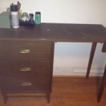 Desk Perfect Size For Small Row Homes Very Sturdy This