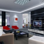 Different And Attractive Design Living Room Decorating