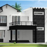 Different House Exteriors Concetto Design Kerala Home