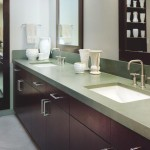 Different Materials And Finishes Can Affect Bathroom Countertop Prices