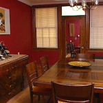 Dining Room Decorating Colors Housegardendesign