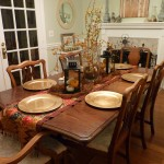 Dining Room Tables Decorating Ideas Pictures Home Designs
