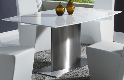 Dining Table Stainless Steel Base Color Options Buy Online