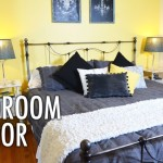 Diy Bedside Tables And Bedroom Decor Kate For The Home