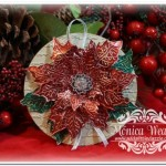 Diy Christmas Ornaments Non Traditional Colors Add Little