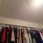 Diy Hanging Clothing Rack Electrical Conduit From Home Depot