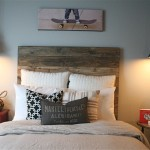 Diy Wood Headboard Design Pictures Remodel Decor And Ideas Page
