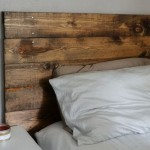Diy Wooden Headboard For The Home