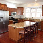 Does Your Island Seating Overhang Arched Kitchens Forum Gardenweb