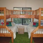 Double Bunk Beds Great For Sleepovers Lots The Home