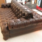 Double Sided Chesterfield Manly Decorating Create Your Dream Man Cave