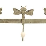 Dragonfly Hooks New Products White Villa
