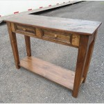 Drawer Tall Hall Table Sideboard Glengarry Coffee End Tables