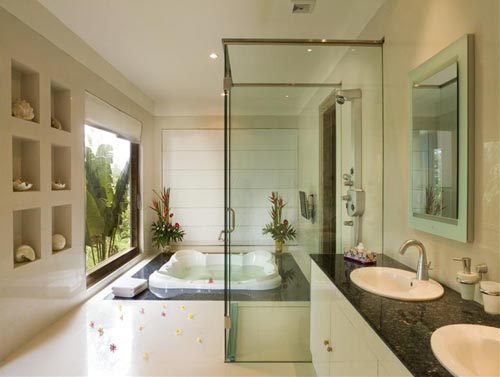 Dream Villa Home Interior Design Located Bali Exquisite