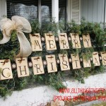 Dress Your Porch For The Holidays
