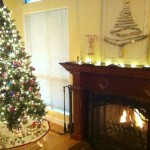 Driftwood Christmas Tree Ideas Beach Housebeach House Decorating