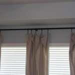 Drop Cloth Curtains And Paintings The Picky Apple Long Curtain