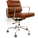 Eames Soft Pad Office Chair Designer Chairs From Iconic