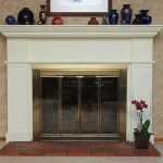 Easy Decorating Fireplace Mantel Interesting Display Items