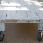 Easy Diy Coffee Table One Day