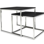 Easy Pieces Slim Side Tables Julie Carlson
