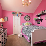 Easy Way Decorate Modern Bedrooms For Teenage Girls