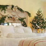 Easy Ways Decorate Your Bedroom For Christmas Wowness