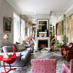Eclectic Style Interiors Mix Styles