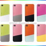 Ego Mix And Match Color Slide Case For Iphone Light Green Only