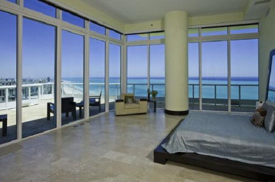 Eichner Listing His Square Foot Miami Penthouse