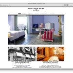 Eighty Four Rooms Web Design