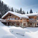 Elegant And Exclusive Chalet Complex French Alps