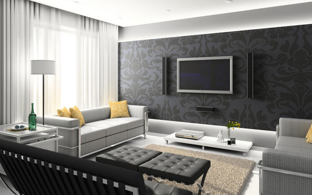 Elements Modern Home Interiors Living Room Interior