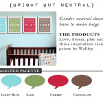 Empty Gender Neutral Color Schemes Home