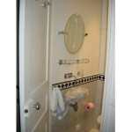 Enclosed Shower Master Bathroom The Compact And