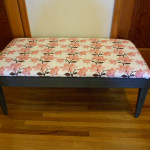 End The Bed Bench Table Upcycled Beblumer Etsy