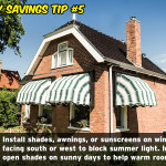 Energy Savings Tip Protect Your Windows From The Southern