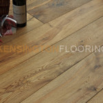 Engineered Hand Scraped Antique Oak Handscraped Matte Lacq