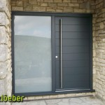 Entrance Doors Timber Funkyfront Contemporary