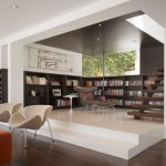 Everyone Needs Personal Library Design Stairs Balconies