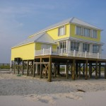 Exterior Beach House Home The Sea Paint Colors