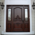 Exterior Doors Contemporary Wooden Design Ohua
