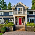 Exterior Home Ten Ways Bring Patriotic Touches Into Your