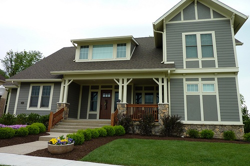 Exterior Paint Schemes Choosing Home Sweet
