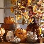 Fall Decor Ideas Home And Garden Design Halloween