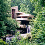 Falling Water Architecture House Design Frank Lloyd Wright