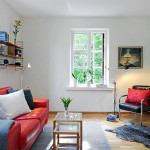 Fancy Small Space Apartment Livingroom Listed Living Room