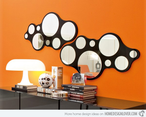 Fascinating And Exceptional Modern Mirror Designs Home Design Lover